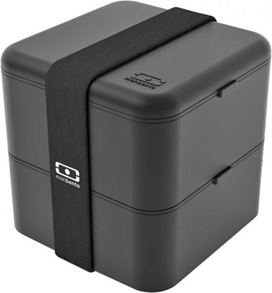 Monbento Square Schwarz - Die quadratische MB-Box