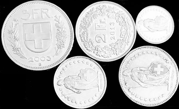 CoinCard Münzfach