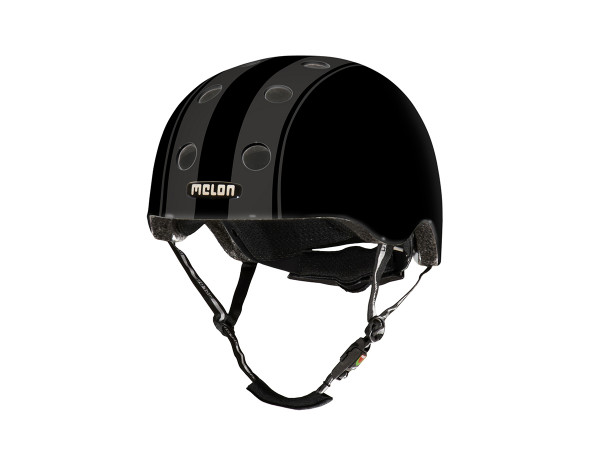 Melon Helm Decent Double Black XS-S 46-52cm