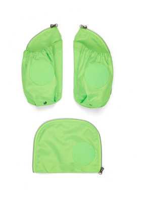 Ergobag Sicherheitsset pack grün alt mit seitentaschen Aktion