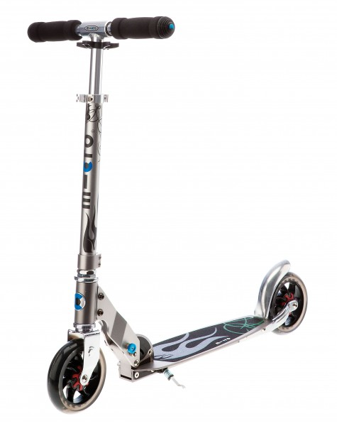 Micro Scooter Speed Dolphin Grey