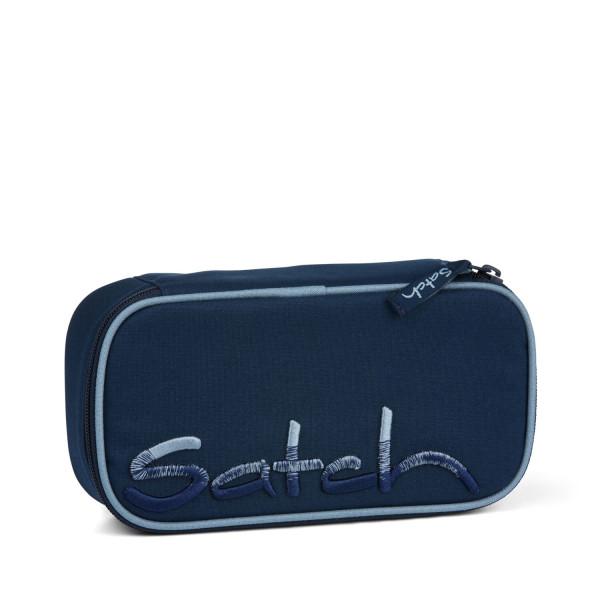 Satch Schlamperbox Solid Blue