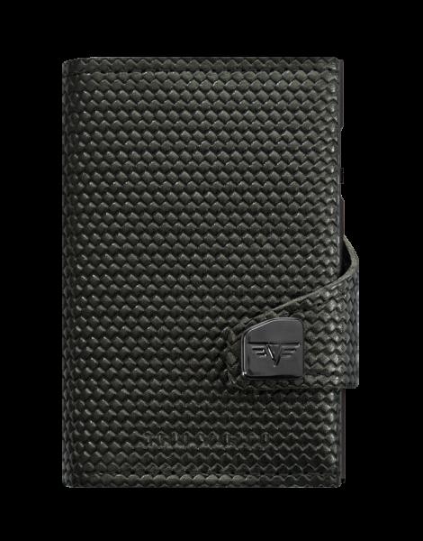 Portemonnaie Click & Slide Carbon