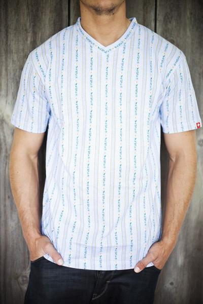"""Edelweiss Schwinger T-Shirt """"SWISSMADE"""""""