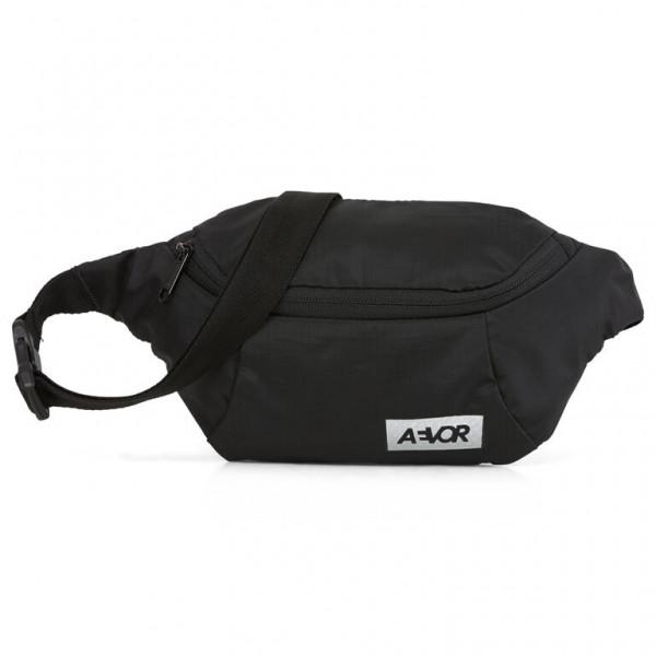 AEVOR Hip Bag Ripstop Black 1 Liter