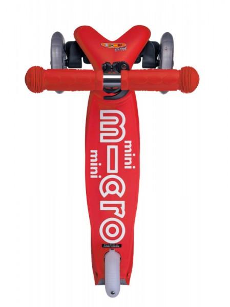 Mini Micro Deluxe 2-5 Jahre Rot