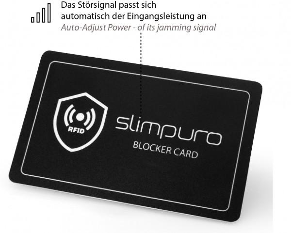 RFID Blocker Card