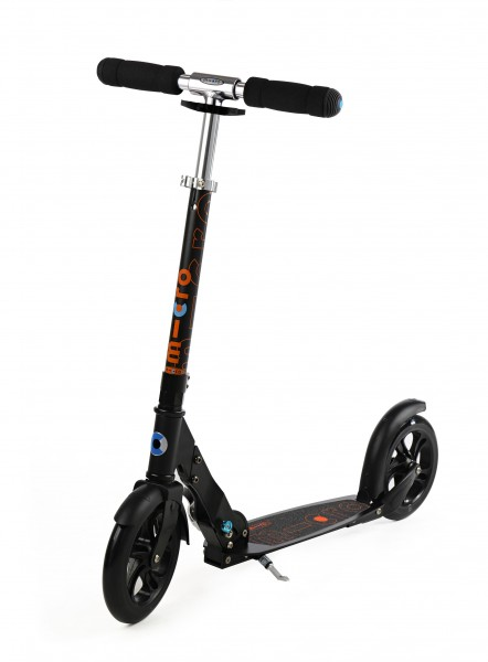 Micro Scooter Black 200