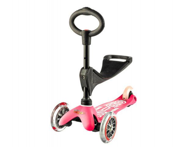 Mini Micro Deluxe 3in1 Pink