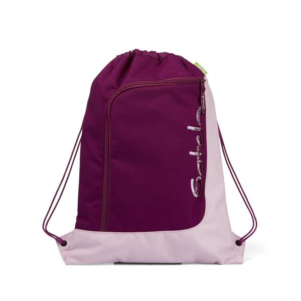 Satch Sportbeutel Solid Purple
