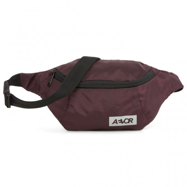 AEVOR Hip Bag Ripstop Ruby 1 Liter