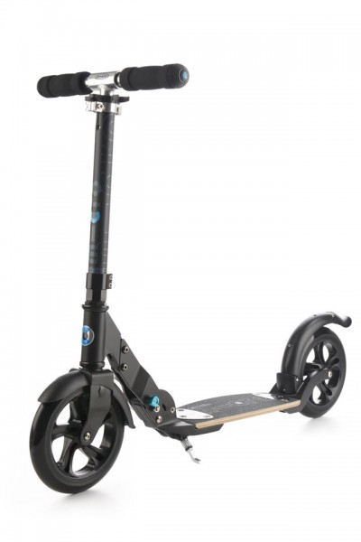 Micro Scooter Flex matt Black 200