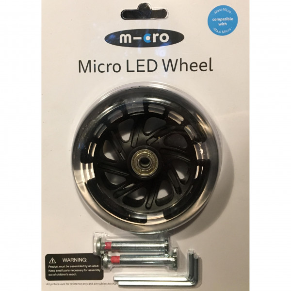 maxi micro LED Rad SET 120mm
