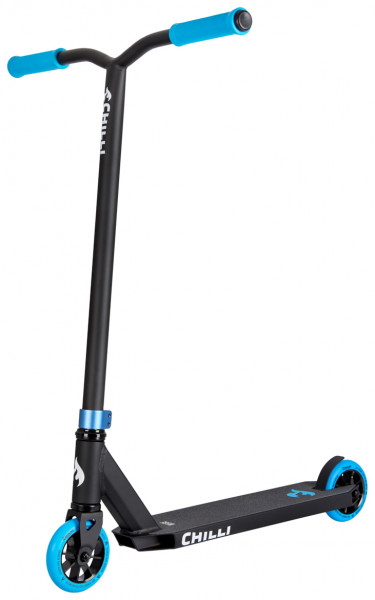 Chilli Scooter Base black/blue