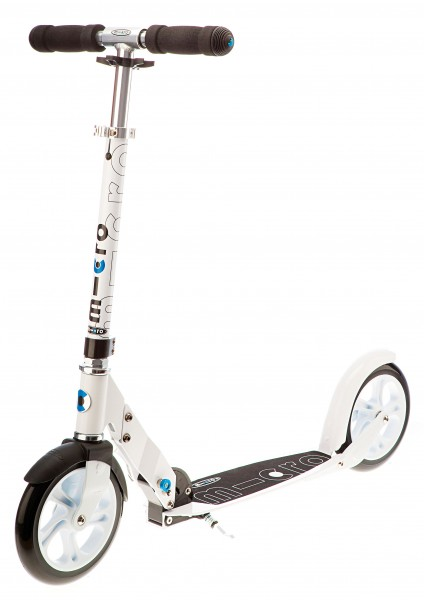 Micro Scooter White 200