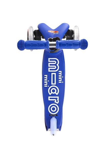 Mini Micro Deluxe 2-5 Jahre Blau