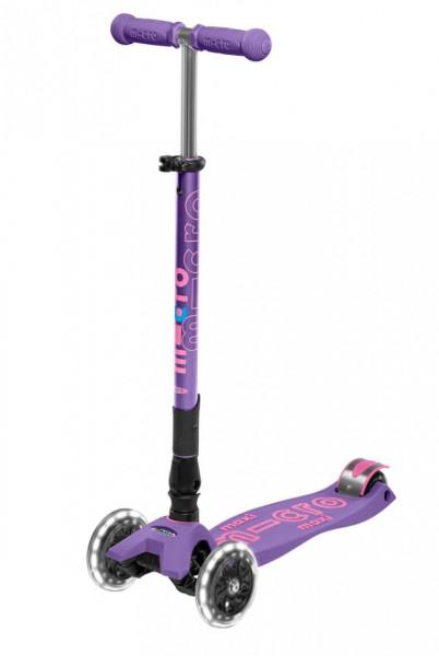 Maxi Micro Deluxe Faltbar purple