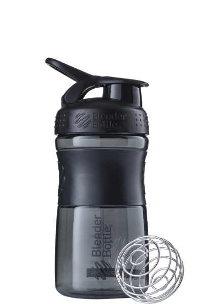 Blender Bottle Sportmixer 591ml schwarz