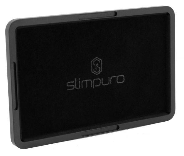 SLIMPURO Coin Case - Universales Münzfach