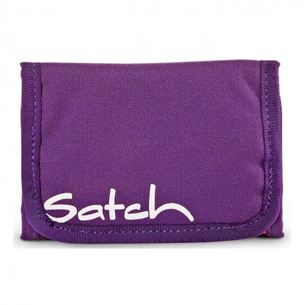 Satch Geldbeutel Power Purple