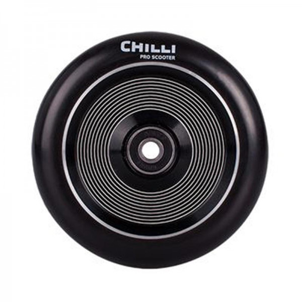 Chilli Thunder Wheel 110mm Schwarz