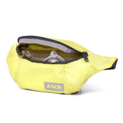AEVOR Hip Bag Ripstop Gelb 100% rec.PET