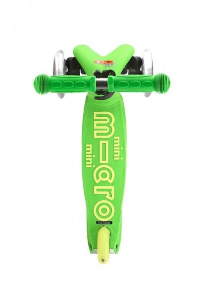 Mini Micro Deluxe 2-5 Jahre Grün
