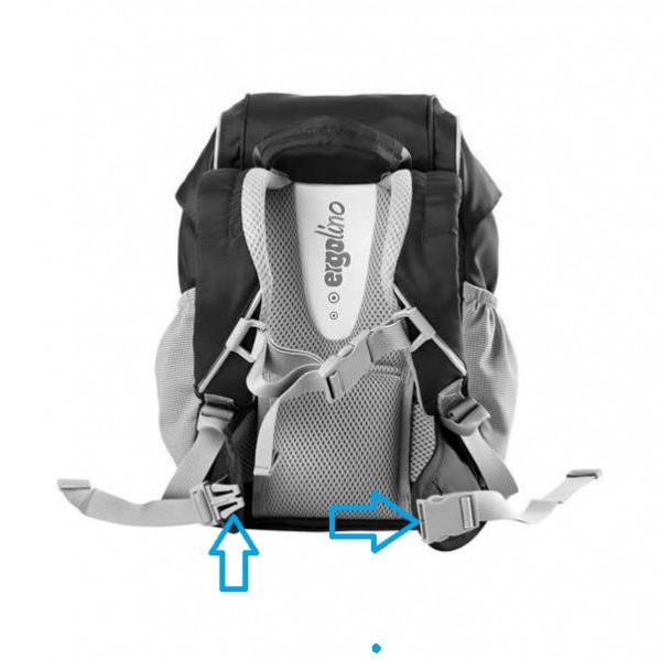 Ergobag mini Ersatz Verschluss Hüftgurt