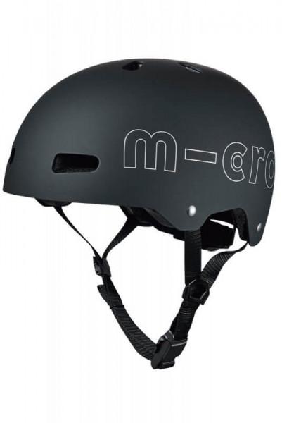 Micro Helm Black V2 M 52-56cm