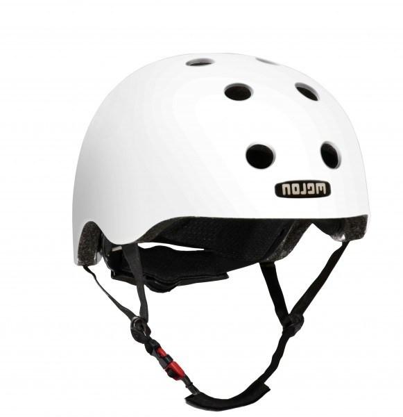 Melon Helm Core White M-L