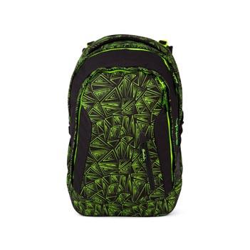 Satch Sleek Green Bermuda