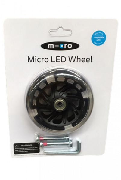 Micro LED Rad Maxi Micro vorne 120mm SET