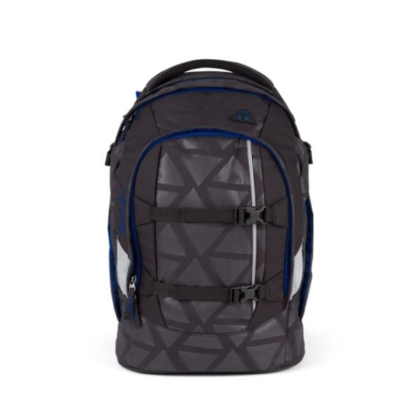 Satch Pack Black Triad