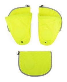 Pack Sicherheitsset mit Flaschenhalter gelb