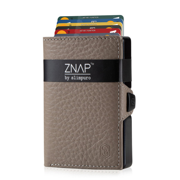 ZNAP Classic Taupe 12er