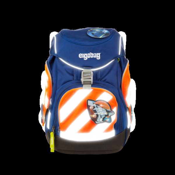 Sicherheitsset Pack mit Reflektierstreifen orange