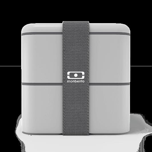 Monbento Square Coton - Die quadratische Bento-Box